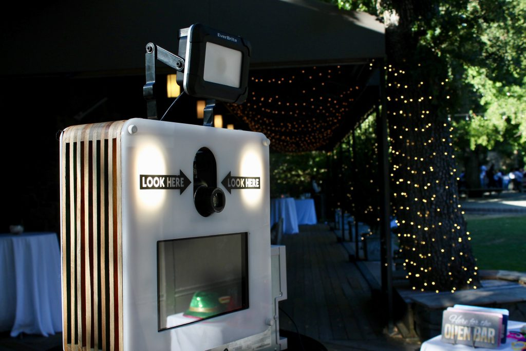 Marin County Photo Booth Rental